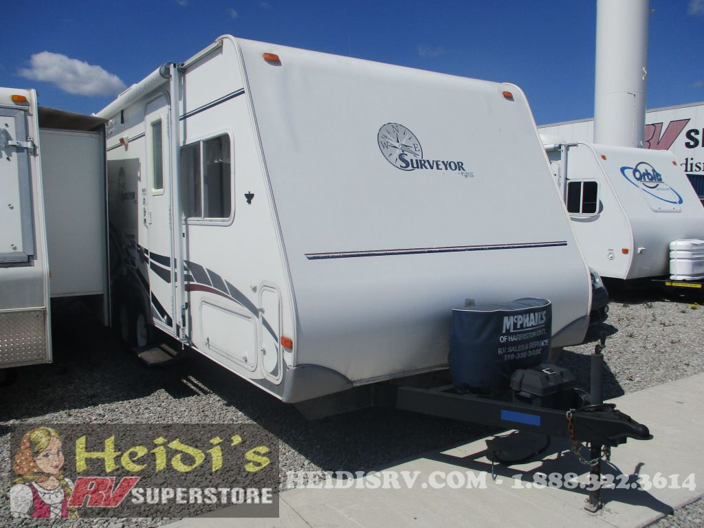 2007 SURVEYOR FOREST RIVER SV 210