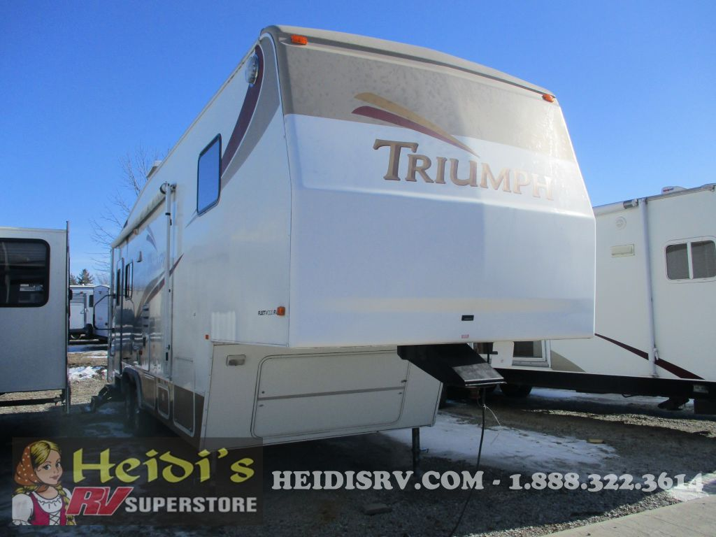 Used Fifth Wheel Inventory - Heidi's RV Centre