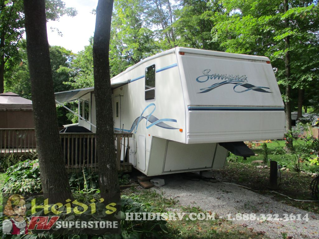 1998 SAVANNA FLEETWOOD 345L