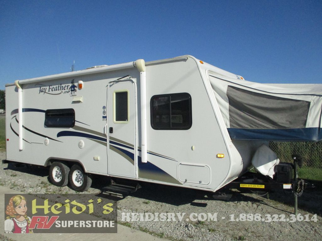 2009 JAY FEATHER EX-PORT JAYCO 23B