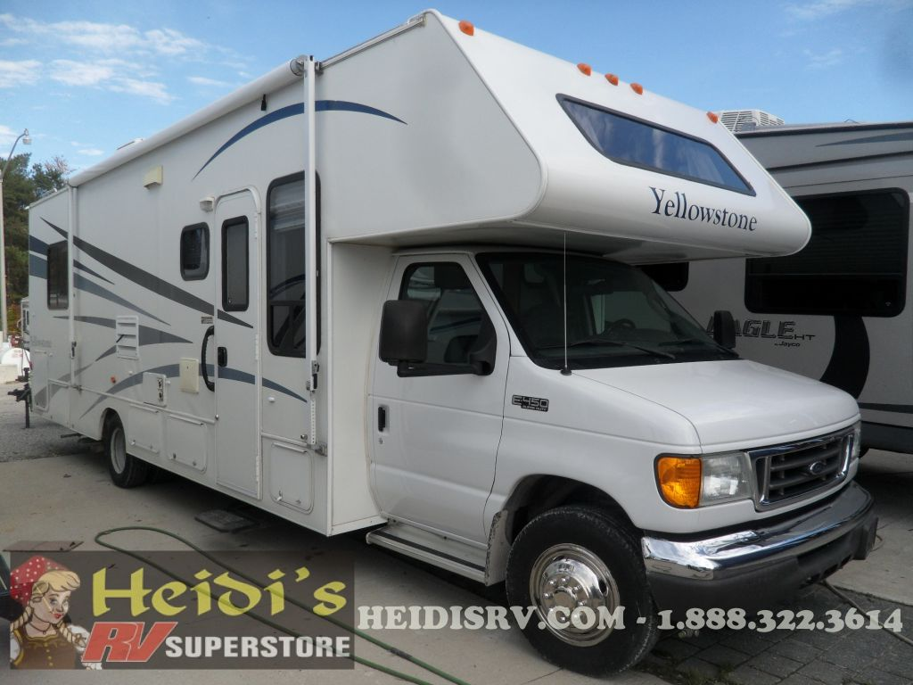 2005 YELLOWSTONE GULF STREAM 6316 YK