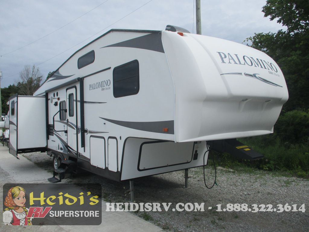 2013 FOREST RIVER PALOMINO 829BHBD - BUNKS