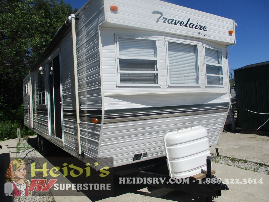 2001 TRAVELAIRE GLENDALE 356PA