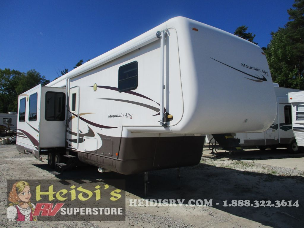 2003 MOUNTAIN AIRE NEWMAR 35BLKS
