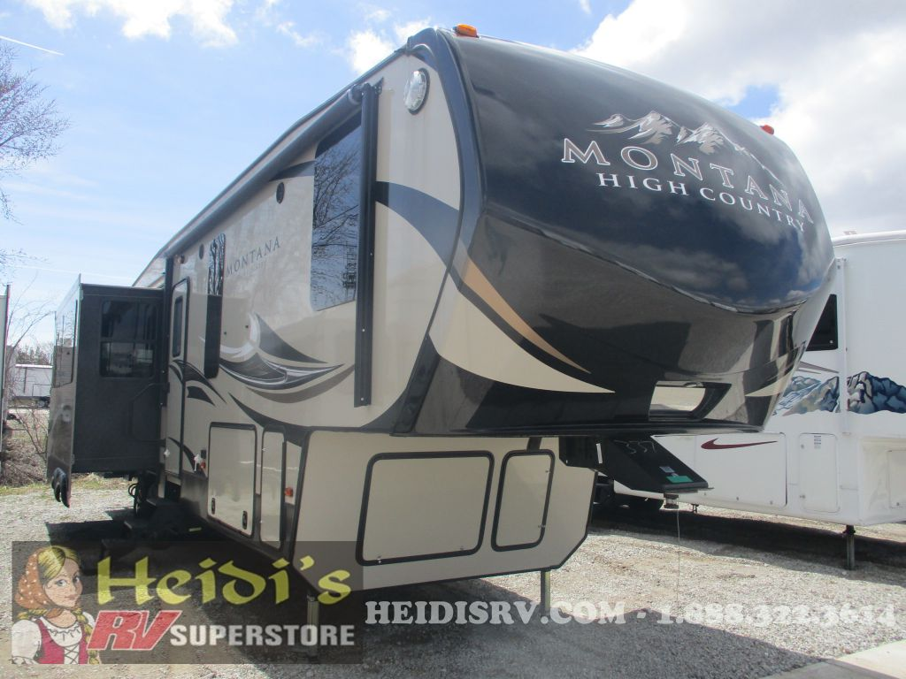 2017 MONTANA HIGH COUNTRY KEYSTONE 352RL