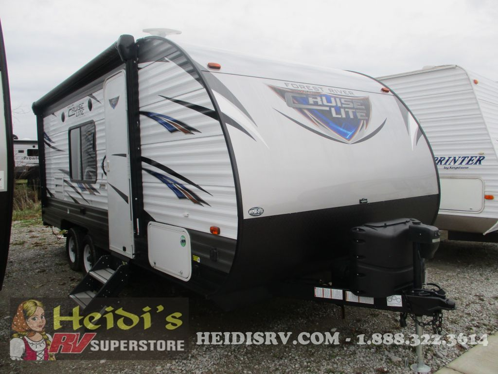 2019 SALEM FOREST RIVER 201BH XL - MURPHY BED, BUNKS