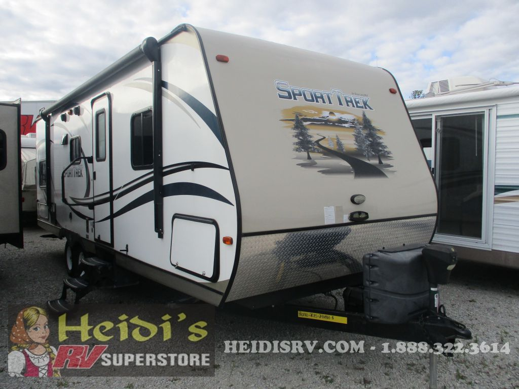 2015 Venture Kz Sporttrek 240vbh Bunks Murphy Bed Out Kitchen Heidi S Rv Centre
