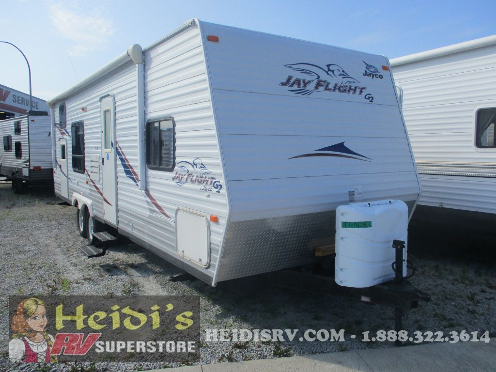 2008 JAY FLIGHT JAYCO G2 29BHS - BUNKS