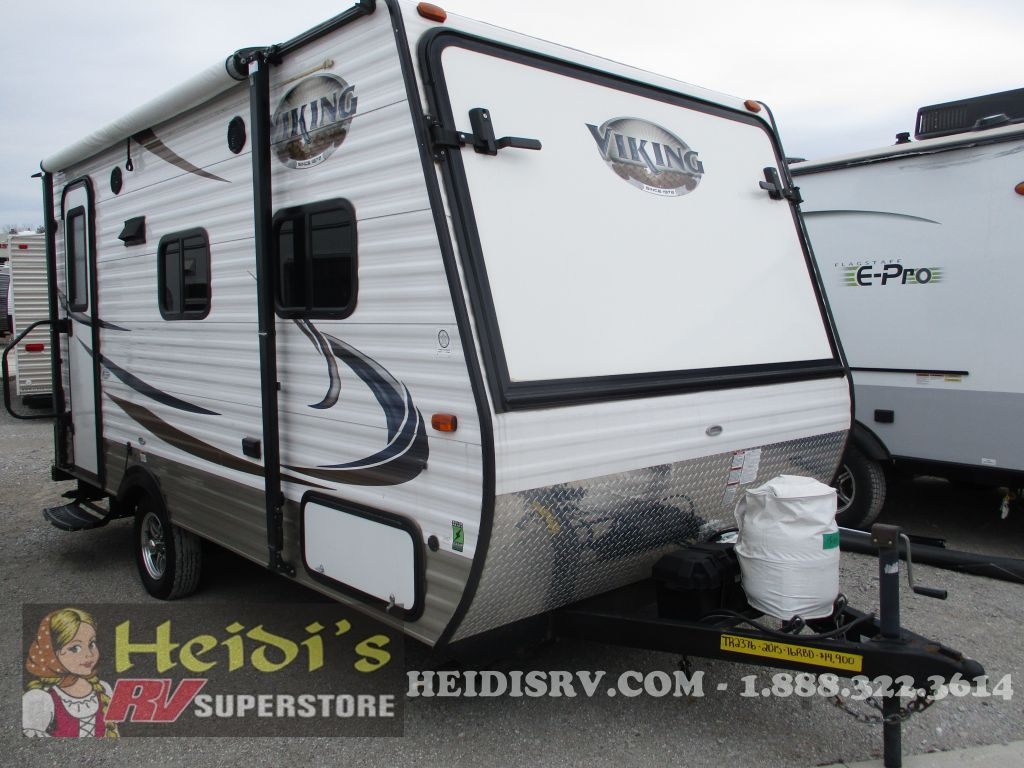 2015 FOREST RIVER VIKING VIKING 16RBD
