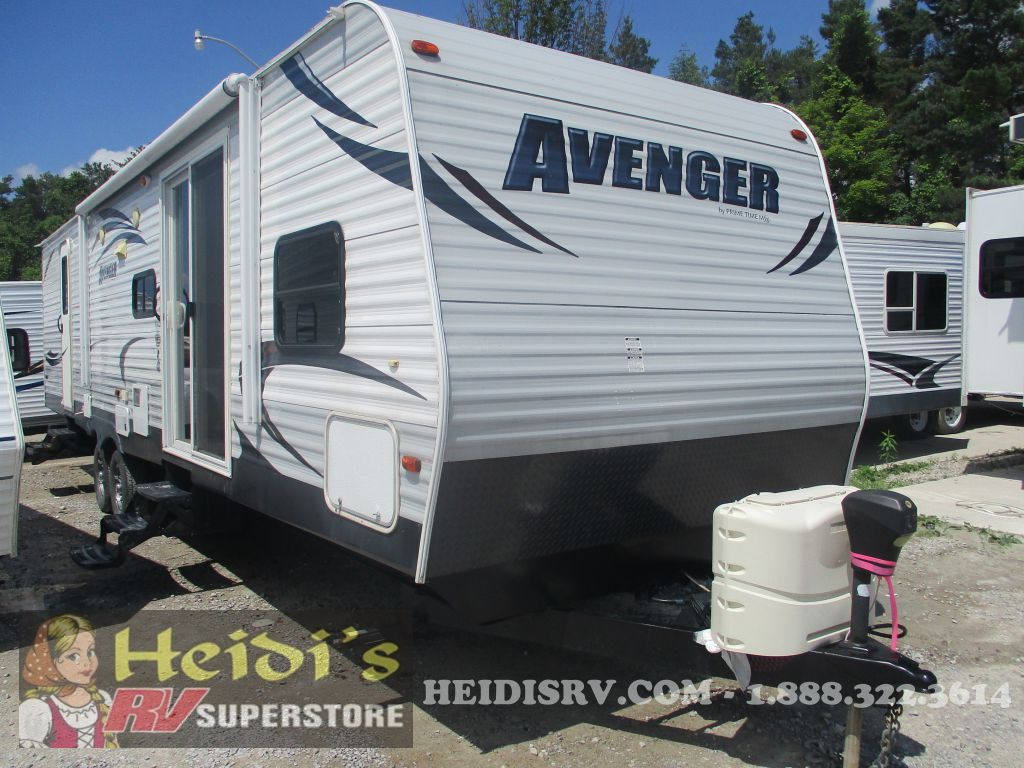 2013 OTHER PRIME TIME MFG AVENGER 36BHD - QUAD BUNKS