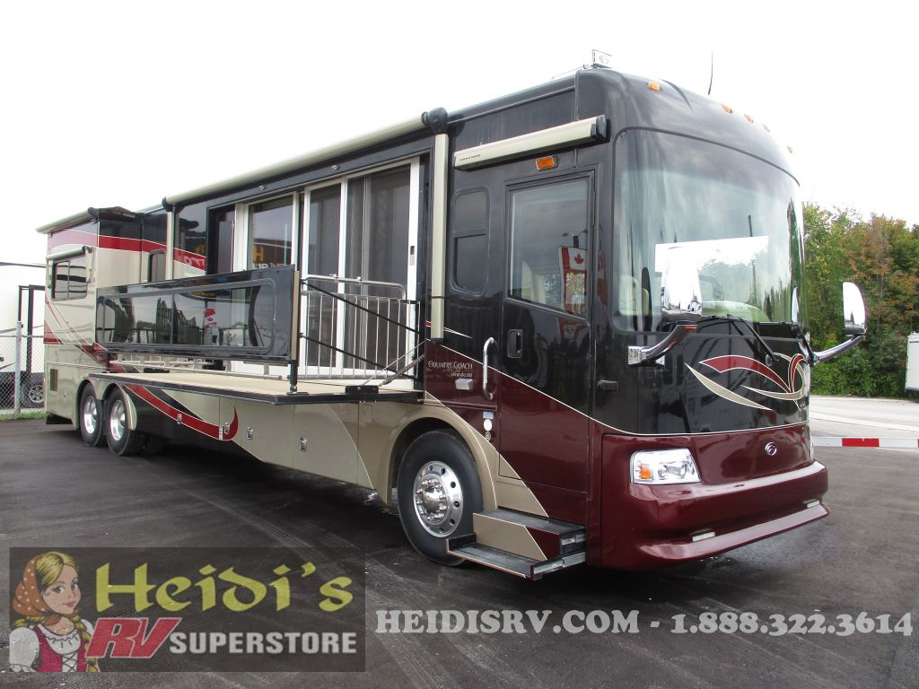 2009 COUNTRY COACH VERANDA 300 RED CLOUD PEAK