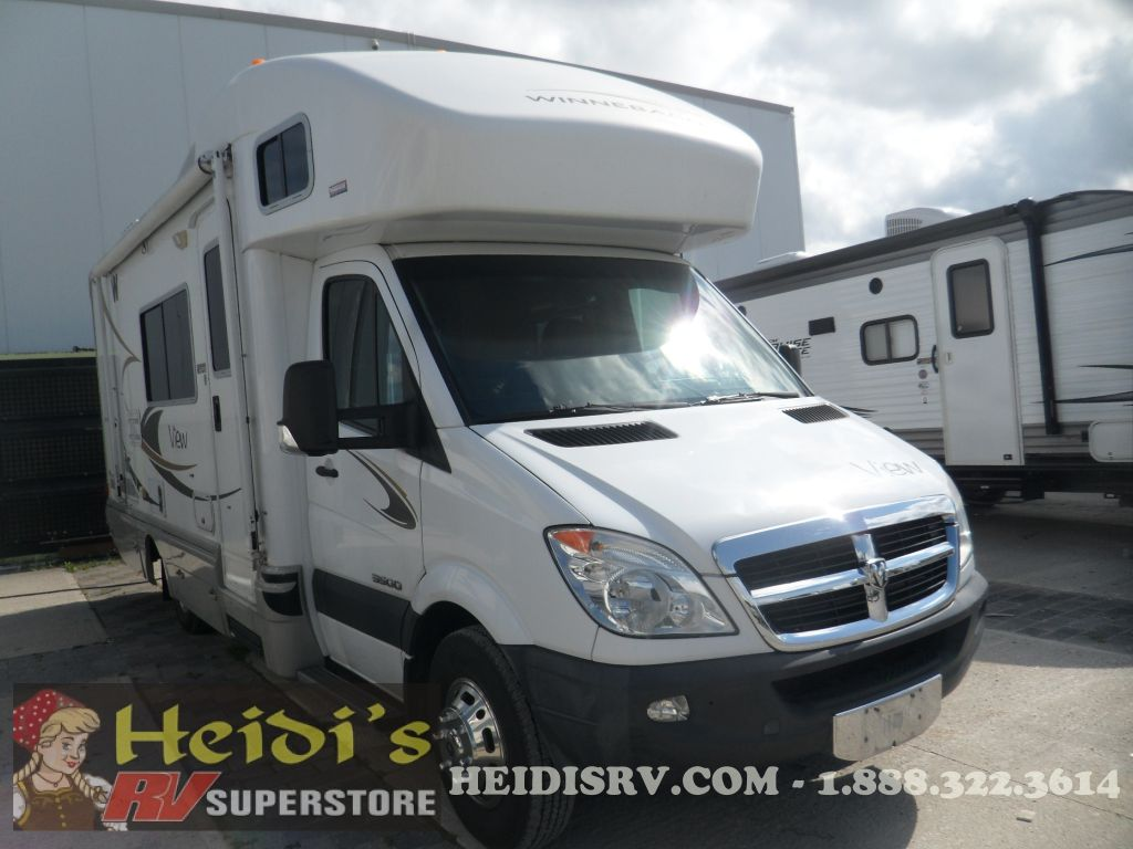 2008 WINNEBAGO WINNEBAGO VIEW 24H