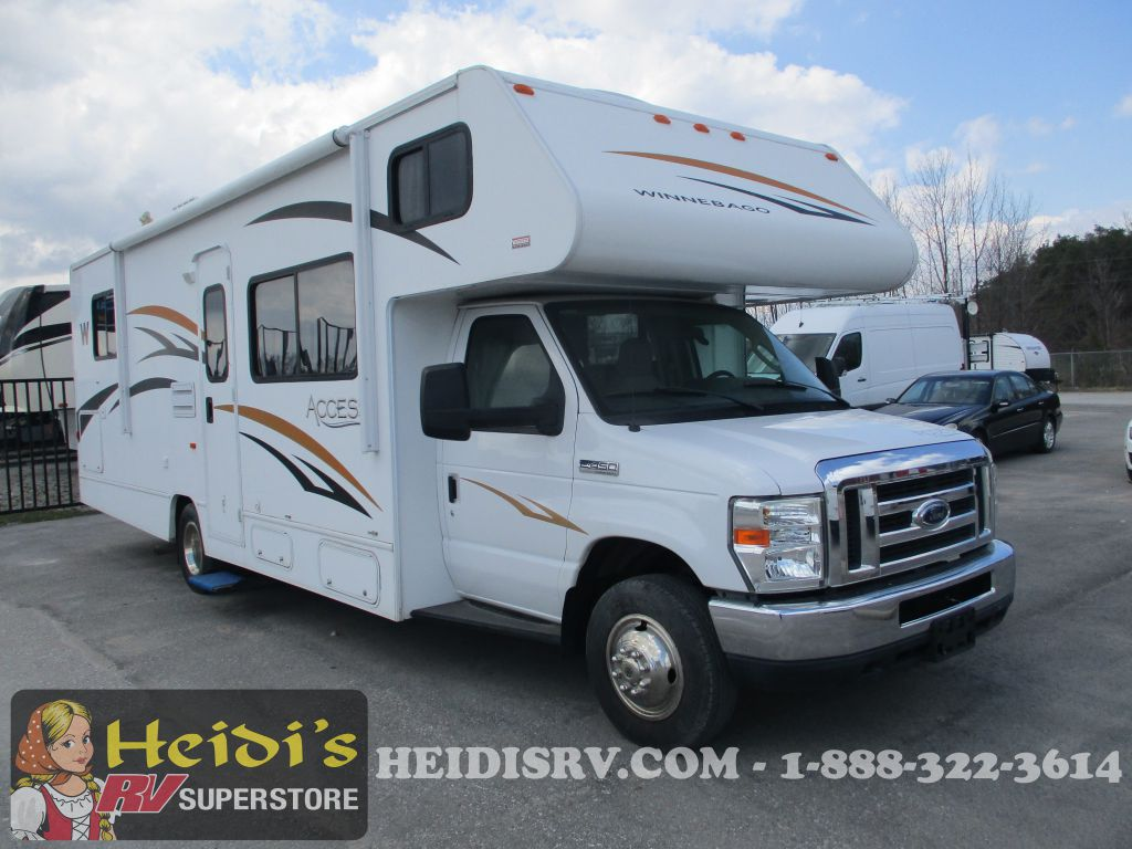 2010 WINNEBAGO ACCESS 29T