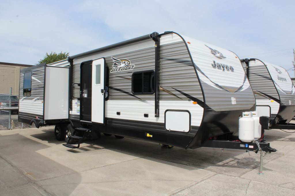 2018 JAYCO JAY FLIGHT 29 RLDS