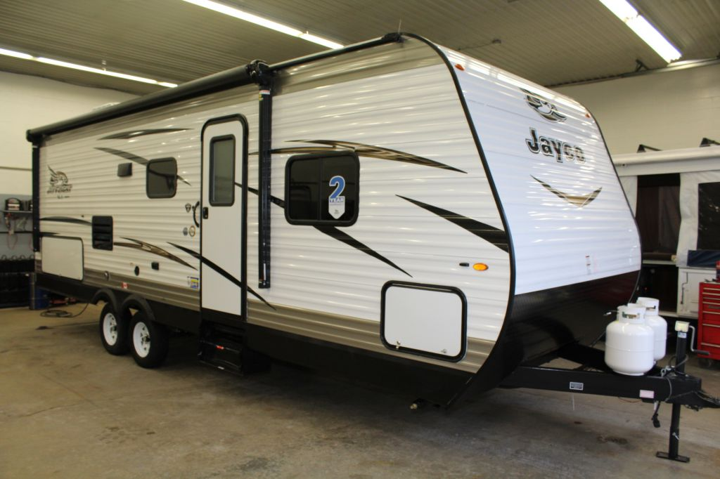 2018 JAYCO JAY FLIGHT SLX 242 BHS