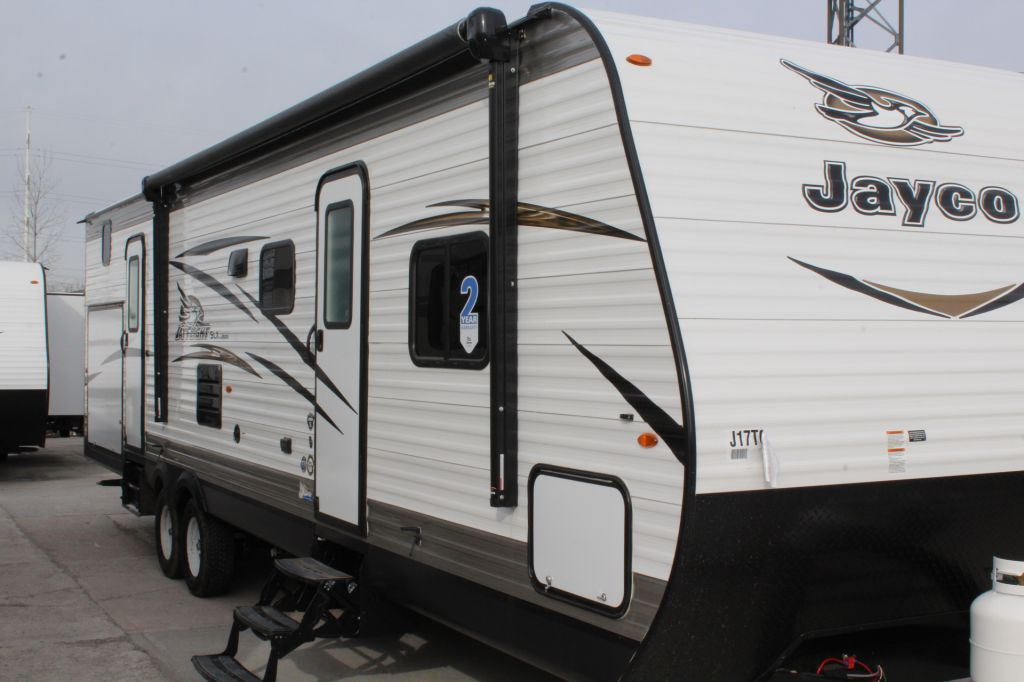2018 JAYCO JAY FLIGHT SLX 324 BDS