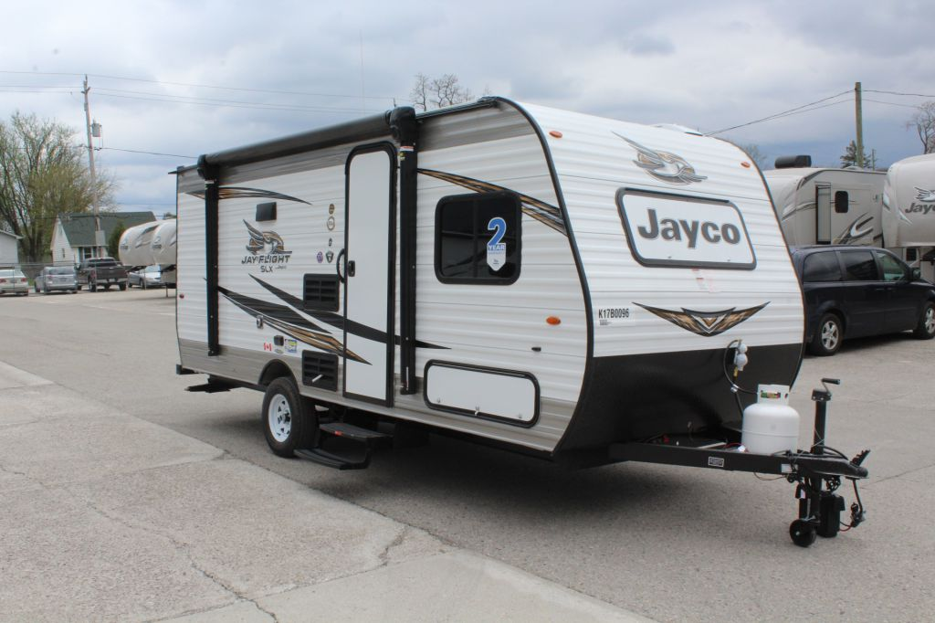 2019 JAYCO JAY FLIGHT SLX 184 BS