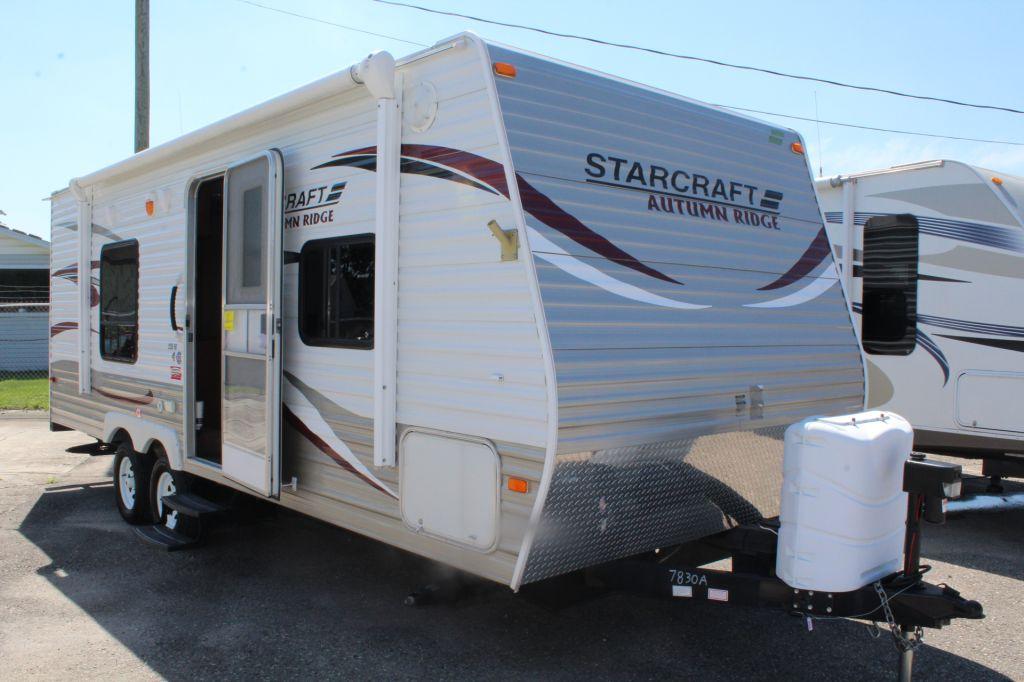 2013 STARCRAFT AUTUMN RIDGE 235RB