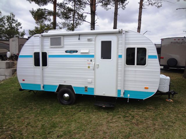 Used Evergreen Element Travel Trailers For Sale