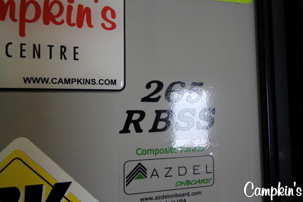 2020 COACHMEN APEX 265RBSS