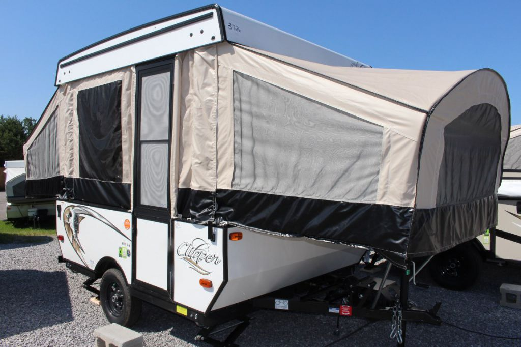 2018 coachmen clipper 806ls - campkin's rv centre