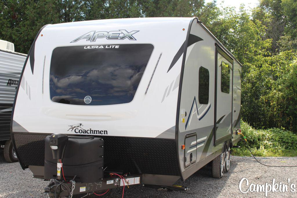 2020 COACHMEN APEX 245BHS at Campkin's RV Centre in Myrtle Station, Ontario