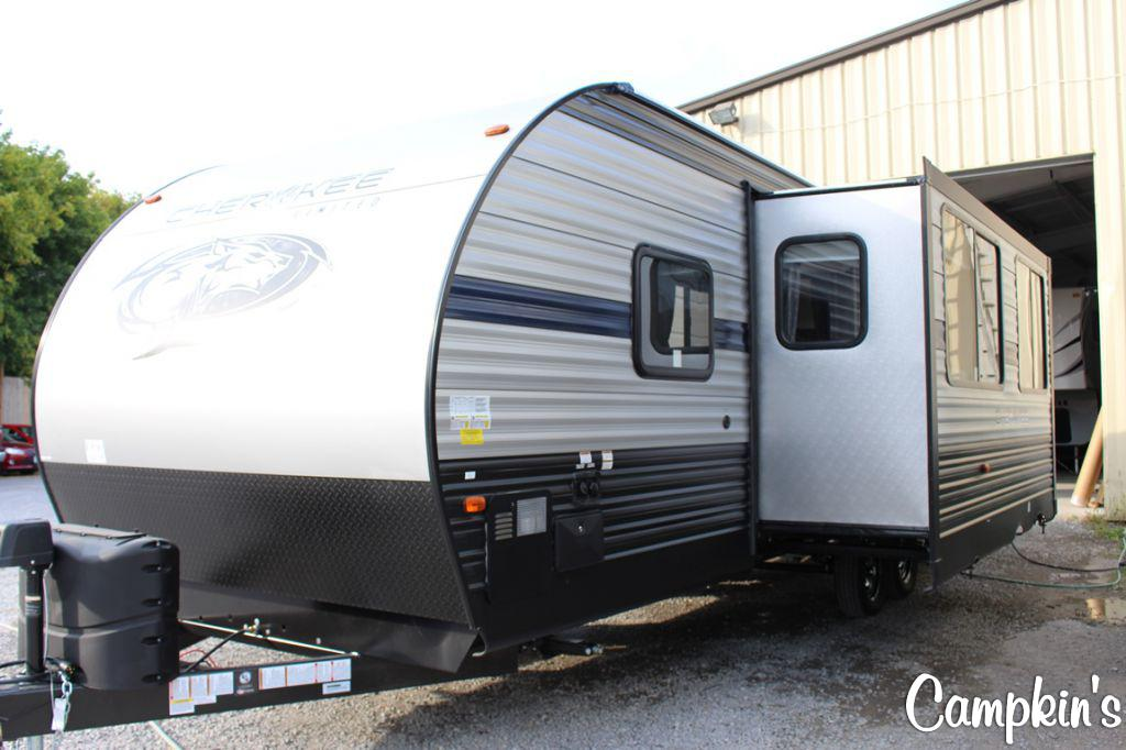 2019 FOREST RIVER CHEROKEE 264CK