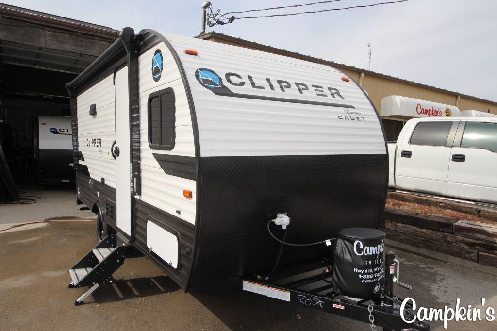 2021 COACHMEN CLIPPER CADET 17CBH
