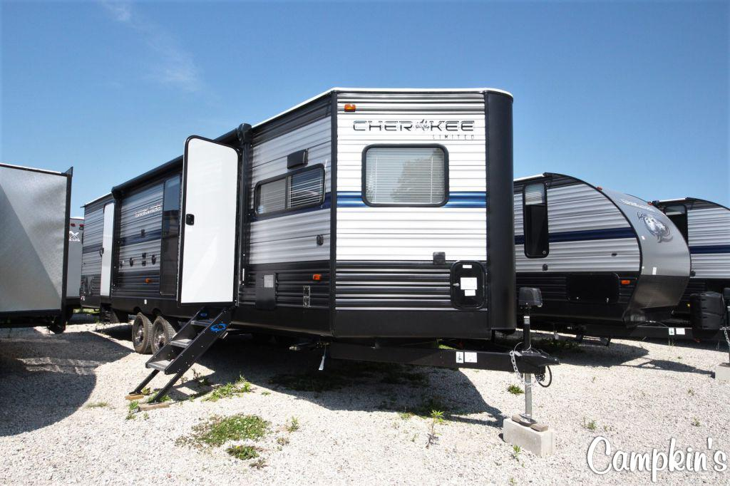 Forest River Cherokee >> 2020 Forest River Cherokee 274vfk At Campkin S Rv Centre In Myrtle Station Ontario