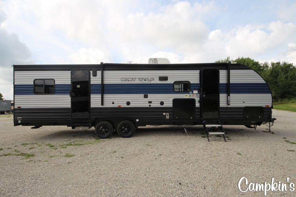 2022 FOREST RIVER CHEROKEE GREY WOLF 27RR