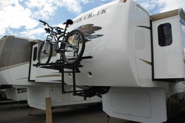 Arvika 2 Bike Rack 5th Wheel Campkin S Rv Centre