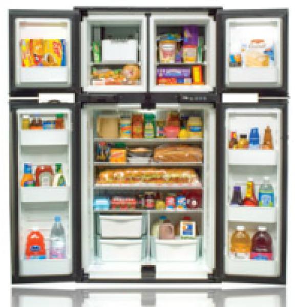 Norcold 1210 Refrigerator- 4 Door