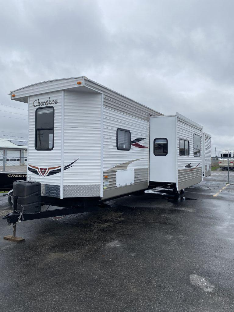 Vehicle Image - 2011 FOREST RIVER Cherokee 39BS