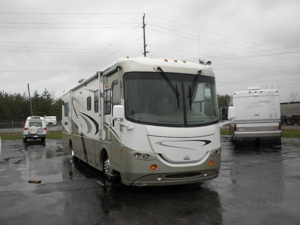 2005 FOREST RIVER CROSS COUNTRY 354 MBS