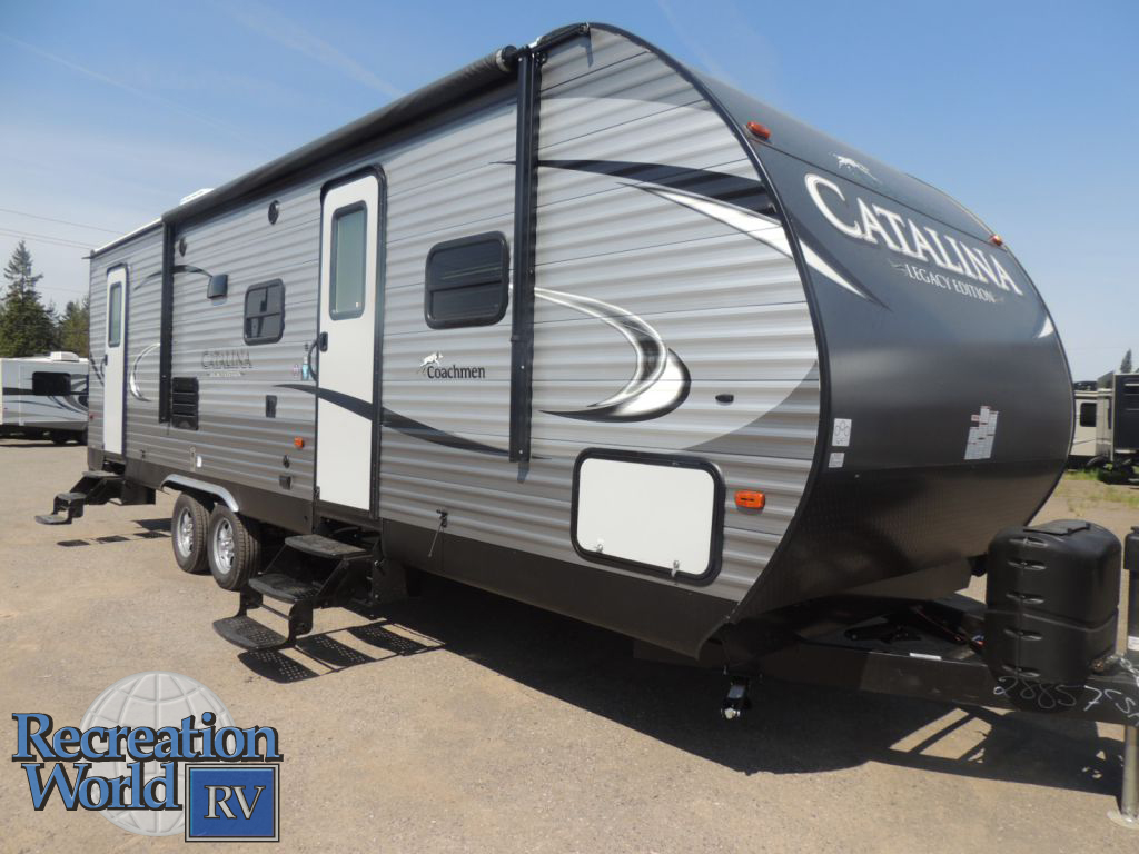 2018 COACHMEN CATALINA 283DDSLE