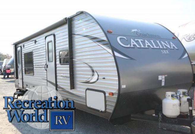 2018 COACHMEN CATALINA SBX 261RKS