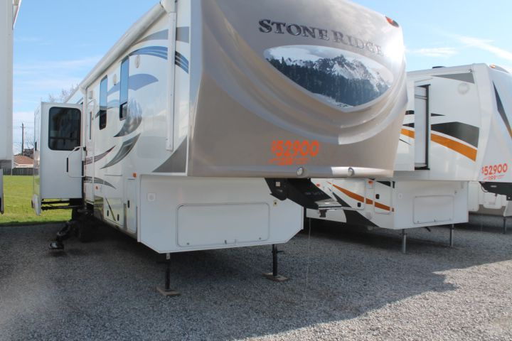 2013 K-Z INC. STONERIDGE 36RK