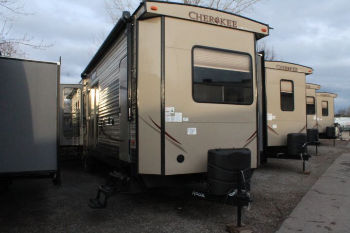2015 FOREST RIVER 39R