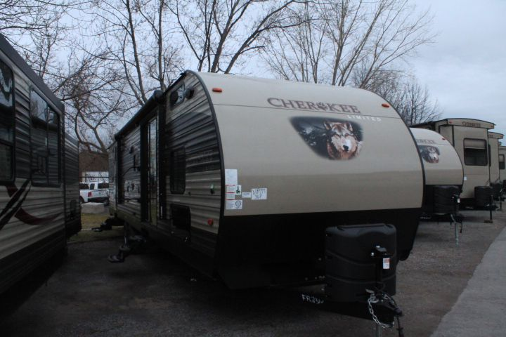 2015 FOREST RIVER 36P