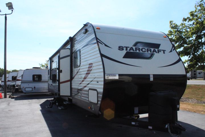 2017 STARCRAFT AUTUMN RIDGE, 315RKS