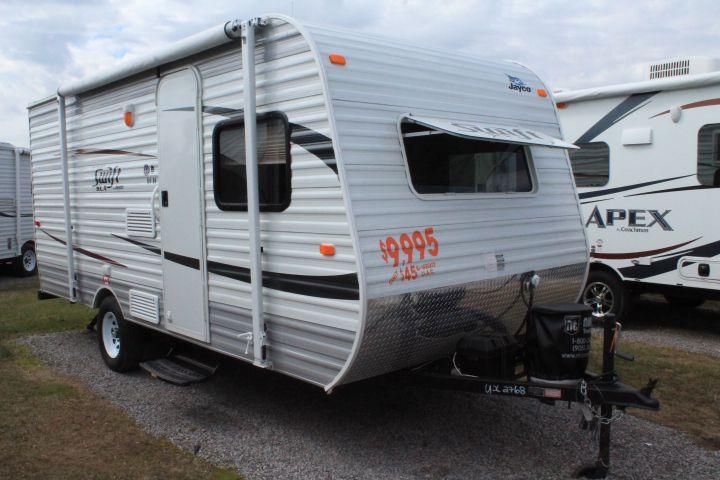 Luxury New 2015 JAYCO 22FQSW  Travel Trailer  RV Dealer In Ontario SICARD