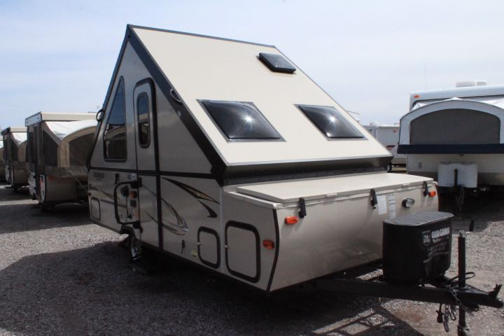 2014 FOREST RIVER A-LINER 122AS