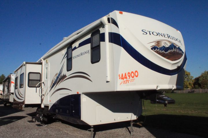 2011 K-Z INC. STONERIDGE, 36RE