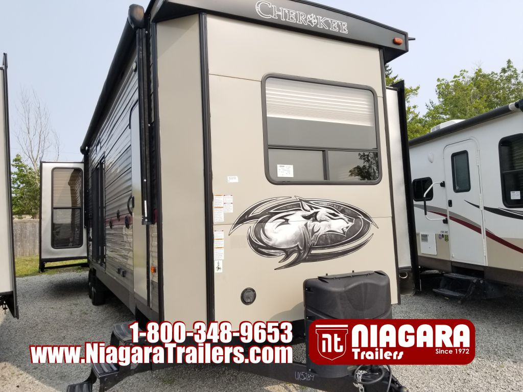2019 FOREST RIVER CHEROKEE 39BR