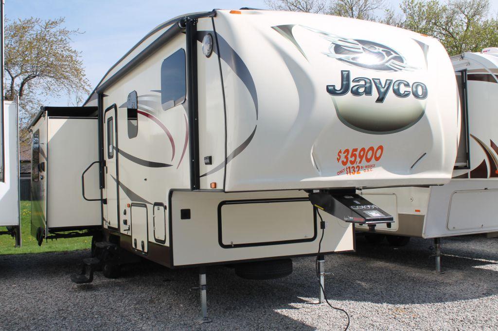 2015 JAYCO EAGLE, 275RLTS