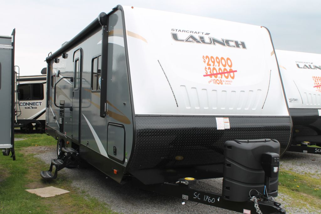 2017 STARCRAFT LAUNCH ULTRA LITE, 24RLS