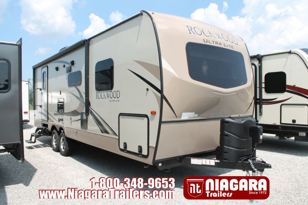 2018 FOREST RIVER ROCKWOOD ULTRA LITE RLT2606WS