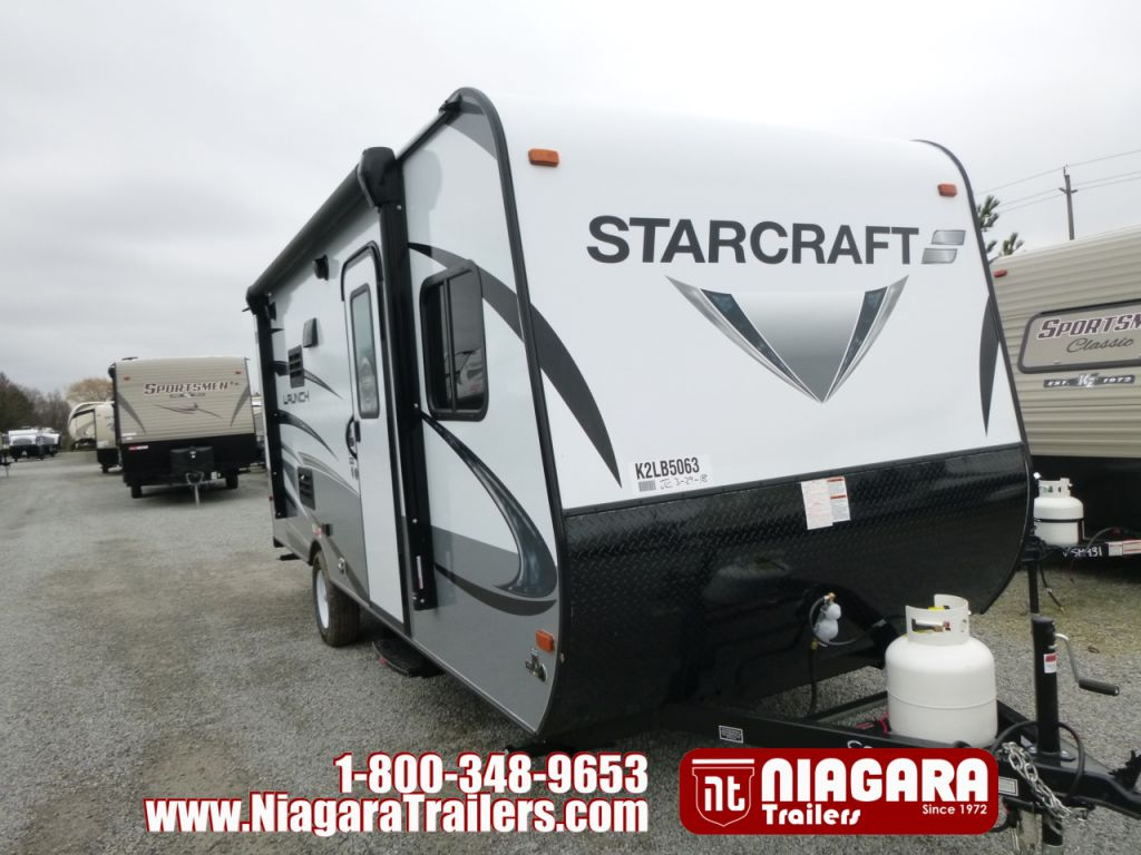2019 STARCRAFT LAUNCH OUTFITTER 7 17BH