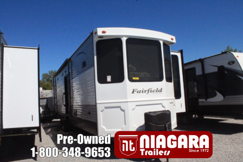 2015 FAIRFIELD 401FK
