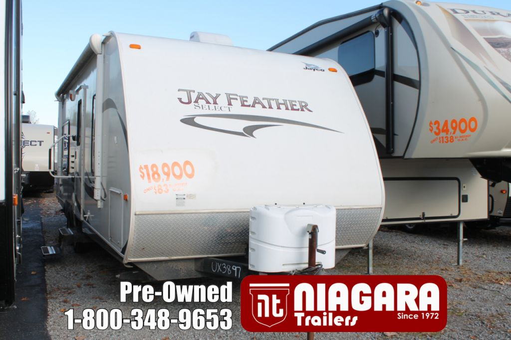 2011 JAYCO JAY FEATHER 24T